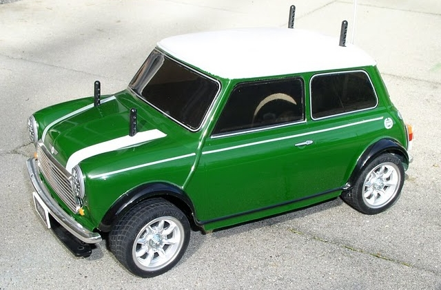 Rover 45 Impression S3. Rover Mini Rally