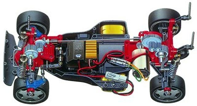 [Share Info]Serba-Serbi Drift RC (Electric)